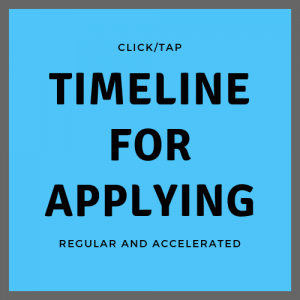 Click here to see the timeline for applying