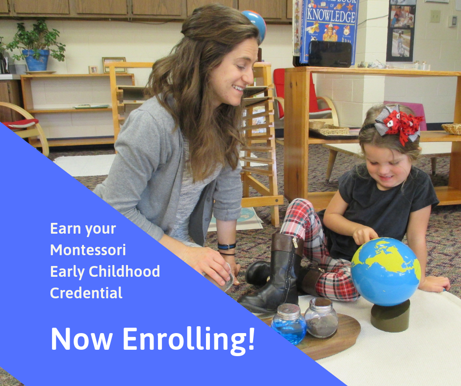 Now Enrolling For 2019-2020 Credential Program